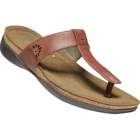 Keen Kaci Ana Posted Sandals Women cafe au lait